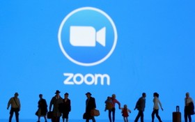 視頻會議軟件公司 Zoom 成為2020年年度熱股,股價翻了近5倍。(示意圖源:互聯網)