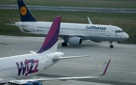 圖為德國漢莎航空的一架客機。(圖源:Getty Images)
