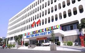市熱帶病醫院900醫護人員是南部首批接種新冠疫苗者。(圖源:市熱帶病醫院)
