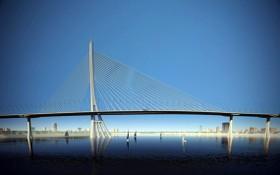 圖為2019年4月被選定的芹耶橋工程項目。(圖源:市建築規劃廳)