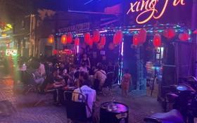 違反噪音規定的Xing Fu酒肆被處罰。(圖源:平盛郡人委會)