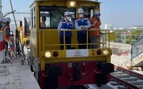 本市多條地鐵路線吸引韓國投資商。(圖源:泰源)