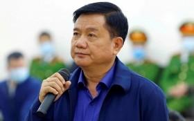 被告人丁羅昇在法庭上回答審判長問案。(圖源:越通社)