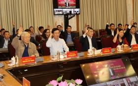 黨中央推薦第十五屆國會代表5候選人
