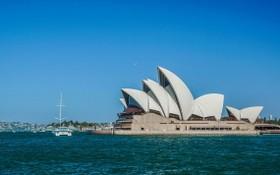 澳洲悉尼港一瞥。(圖源:互聯網)
