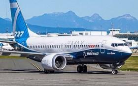 波音737 MAX客機。(圖源:互聯網)