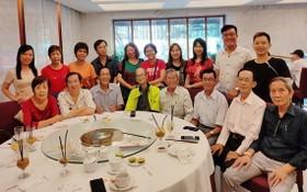 華文文學會發起創作學習胡伯伯題材作品