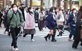 東京街頭一瞥。(圖源:新華社)