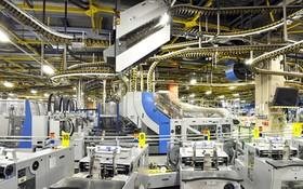 越南各企業的生產設備日趨自動化以提升在市場上的競爭力。