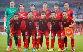 越南國家足球隊。(圖源:互聯網)