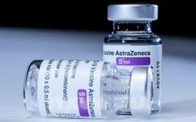 圖為阿斯利康新冠疫苗。(圖源:AFP)