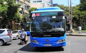 圖為本市的一輛18號線巴士。(圖源:仕東)
