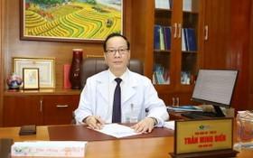 陳明典副教授出任中央兒科醫院院長。(圖源:)