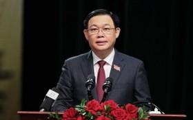 王廷惠同志獲推薦候選國會主席。(圖源:曰鐘)