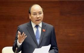 政府總理阮春福獲推薦候選國家主席。(圖源:VGP)