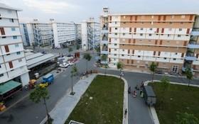 平陽省的社會住房項目每套住房僅售價1~2億元。(圖源:瓊陳)