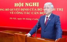 杜文戰同志出任2019-2024年任期越南祖國陣線中央委員會黨團書記。(圖源:VGP)