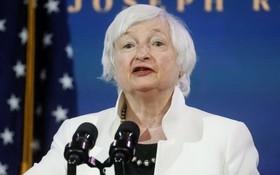 美國財政部長耶倫。(圖源:互聯網)
