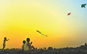 又是風箏飛滿天