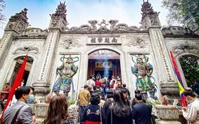 富壽省推出雄王廟之夜新旅遊產品。