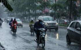 南部雨季今年提早來臨。(示意圖源:互聯網)