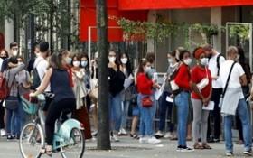 法國疫情。(圖源:互聯網)