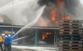 火警現場。(圖源:KD)