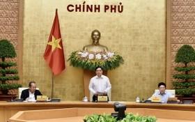 范明政總理主持政府會議