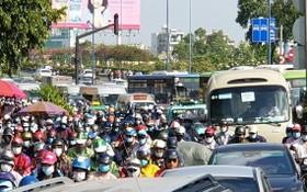交通恢復疫情前擁堵