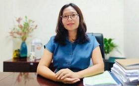 阮錦莊副局長。