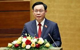 國會主席王廷惠。(圖源:芳源)