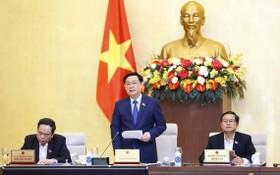 國會常務委員會通過多份地界調整《決議》