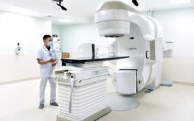 6台現代放射治療系統即將在市腫瘤醫院第二分院投入運用。(圖源:TTO)