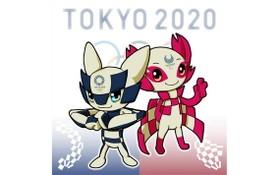 東京奧運會吉祥物。(圖源:互聯網)