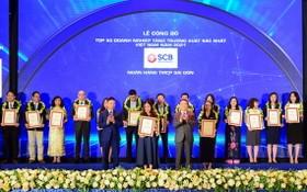 西貢銀行是越南 50 家最佳增長企業