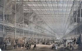 國際展覽局紀念首屆世博會170 週年。(圖源:互聯網)
