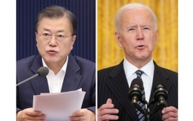 韓美領導人將於5月21日舉行會談。(圖源:韓聯社)