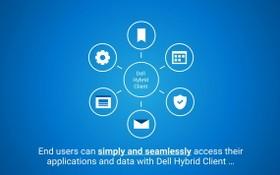 Dell Hybrid Client解決方案提升員工與IT團隊彈性