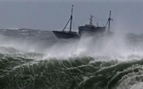 颱風即將進入東海。(示意圖源:互聯網)