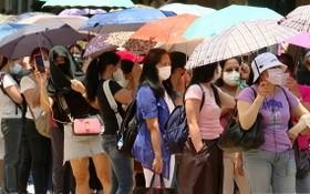 中國香港政府要求全港外傭強制檢測的期限,9日屆滿。(圖源:互聯網)