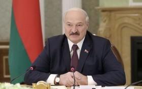 白俄羅斯總統盧卡申科。(圖源:互聯網)