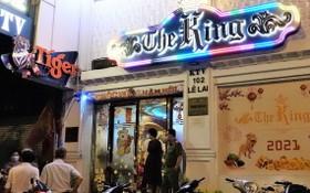 The King 餐廳因屢次違規而遭重罰並面臨被吊銷營業執照。(圖源:仕東)