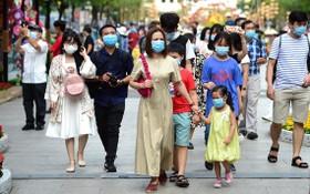衛生部要求民眾外出時必戴口罩。(圖源:VNN)