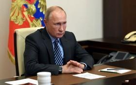 俄羅斯總統普京。(圖源:路透社)