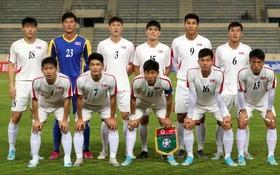 朝鮮男足隊。(圖源:Getty Images)