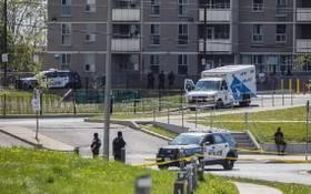 加拿大最大城市多倫多16日下午發生一起嚴重槍擊案,已造成1人死亡,至少3人重傷。(圖源:互聯網)