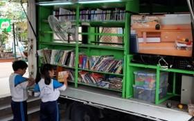 第六郡電子圖書館投入活動