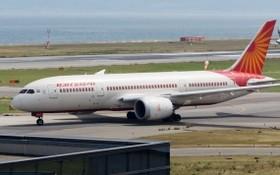 圖為印度航空的一架客機。(圖源:互聯網)