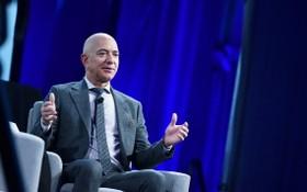 亞馬遜公司創始人傑夫‧貝佐斯。(圖源:Getty Images)