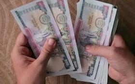 圖為尼泊爾1000元面值的紙幣。(圖源:互聯網)